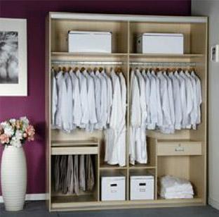 2米8衣柜内部设计图 2米宽衣柜设计图 1米7衣柜内部设计图